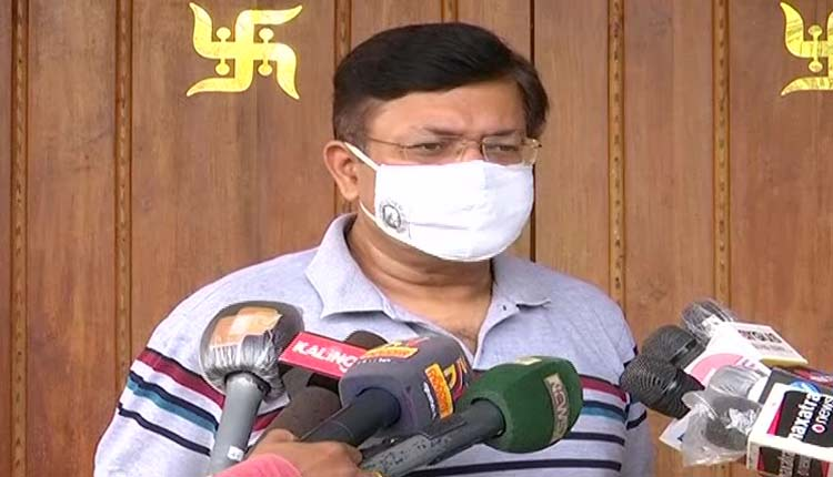 Odisha Govt Needs To Come Clear On CM's Aerial Survey: BJP's Prithviraj Harichandan