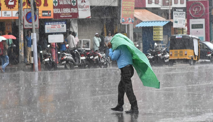 Weather Update: Thunderstorm, Rainfall Alert For 8 Odisha Districts