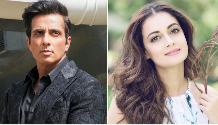 Sonu Sood, Dia Mirza To Co-Host NITI Aayog's 'Bharat Ke Mahaveer'