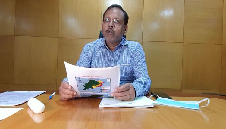 No Flood Threat Despite Heavy Rainfall Forecast For Odisha: SRC