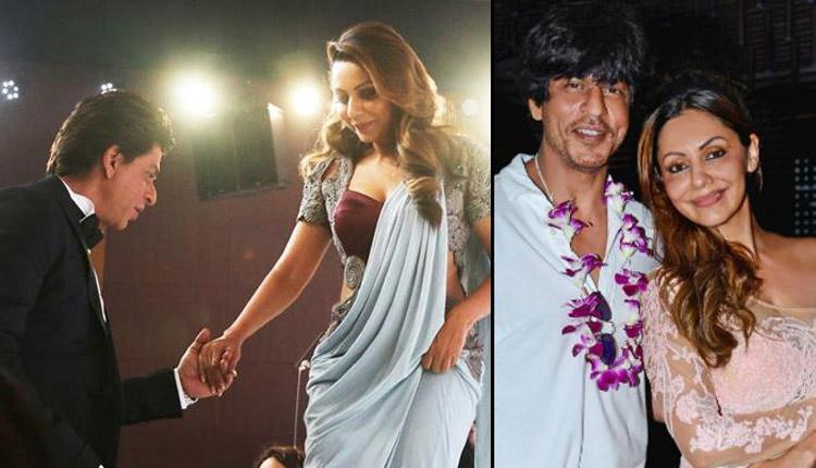 Know What Shah Rukh Khan Gifted Gauri Khan On Their Anniversary
