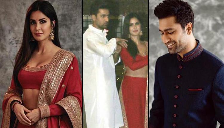 Katrina Kaif and Vicky Kaushal Spend Quality Time Together ...