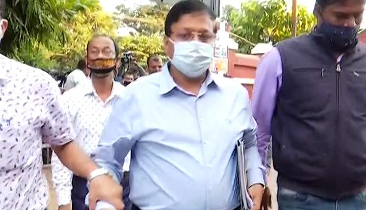 Crorepati IFS Officer Abhay Pathak, Son Arrested By Vigilance In Odisha