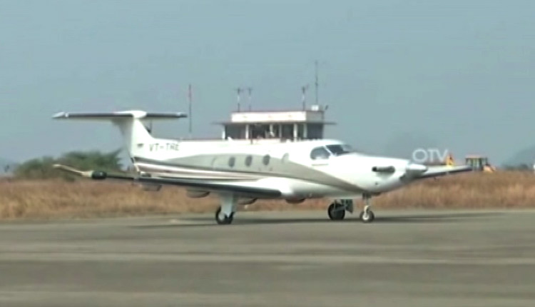 Fate Of Jeypore, Rourkela Airports Hanging Fire