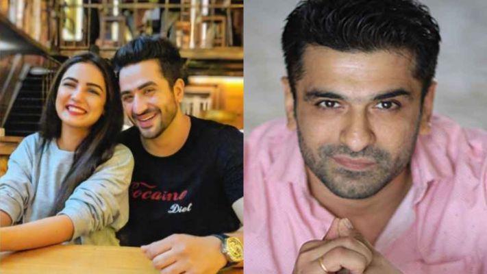Aly Goni, Jasmin Bhasin and Eijaz Khan in Bigg Boss 14