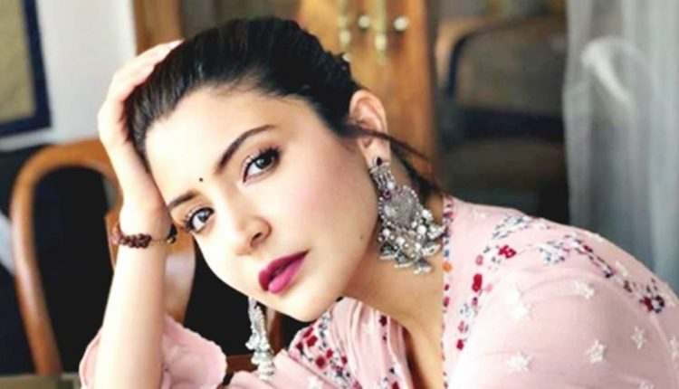 Anushka Sharma Shares a Lovely Picture of Herself in Pink