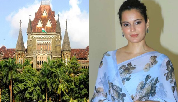 Bombay-HC Kangana