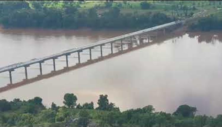 bridge On Indravati River