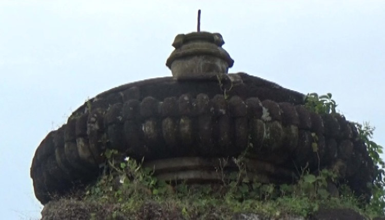 Odisha: 14th-Century Shrine In Cuttack Cries For Attention