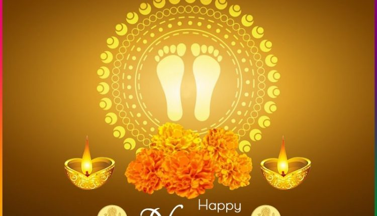 Dhanteras Special Lakshmi Trends on Twitter