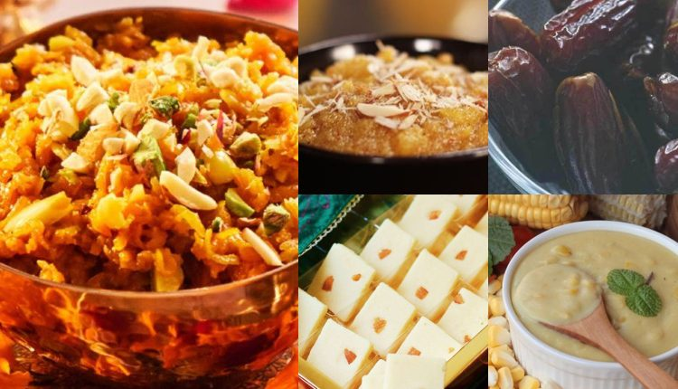 Healthy Substitutes to Diwali Sweets