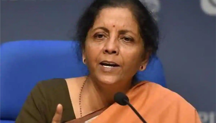 Momentum Of Economic Reforms Will Continue: FM Sitharaman