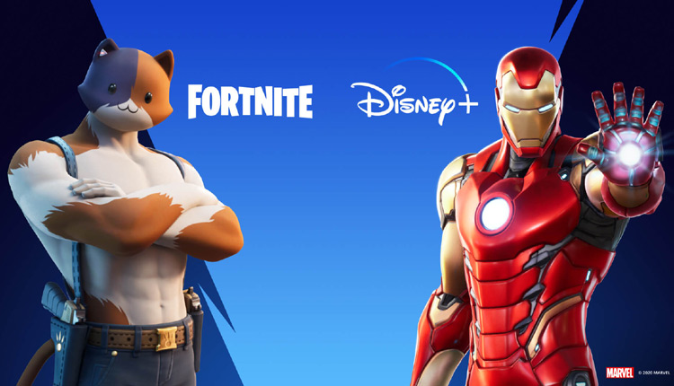Fortnite-Disney