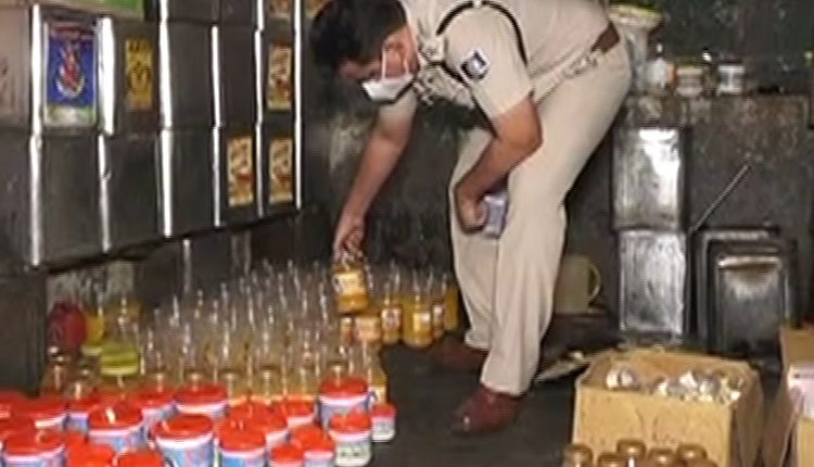 After Spices, Adulterated Ghee Making Unit Busted In Cuttack