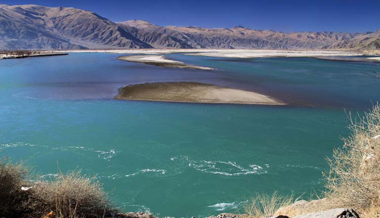 China To Build A Major Hydropower Project On Brahmaputra River In Tibet: Official