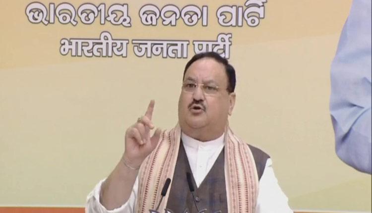 BJP Marching Ahead To Form Govt In Odisha: JP Nadda