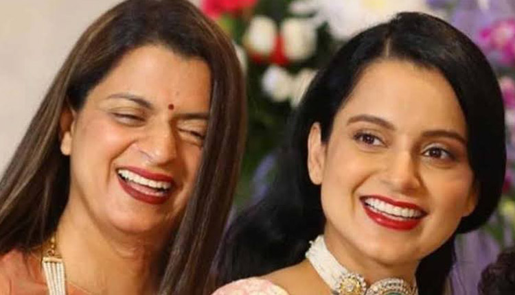 Mumbai Police Summons Kangana, Sister Rangoli Chandel On Sedition Case