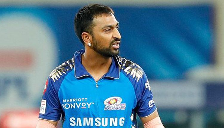 Krunal Pandya Detained At Mumbai Airport By DRI For Carrying Excess Valuables
