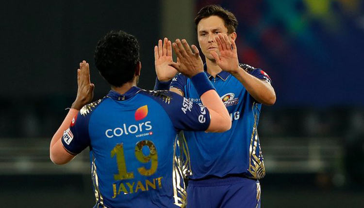 IPL Grand Finale: DC Score 156 At Loss Of 7 Wickets Against MI