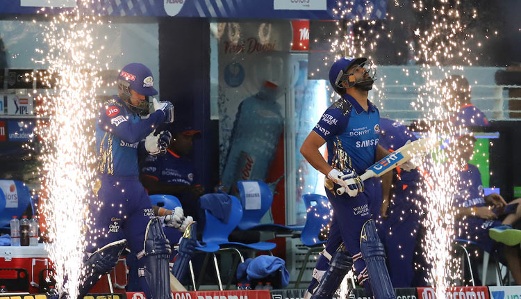 IPL Grand Finale: MI Rides On Rohit's 68 To Win Title For 5th Time