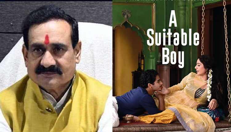 MP Home Minister Directs Probe Into Temple Kissing Scenes In 'A Suitable Boy'