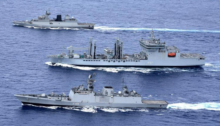 India, Australia, Japan, US All Set For 2nd Phase Of Malabar Naval Exercise With Aircraft Carriers