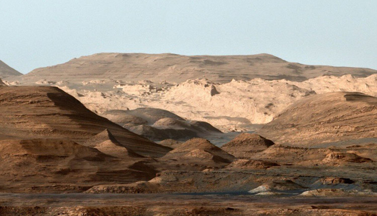 NASA Scientists Find Signs Of Megafloods On Mars