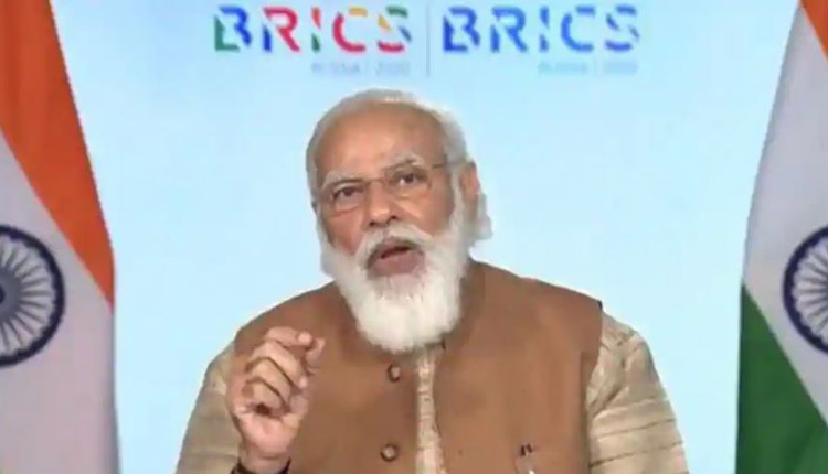 Countries Sponsoring Terrorism Need To Be Held Guilty: PM Modi At 12th BRICS Summit