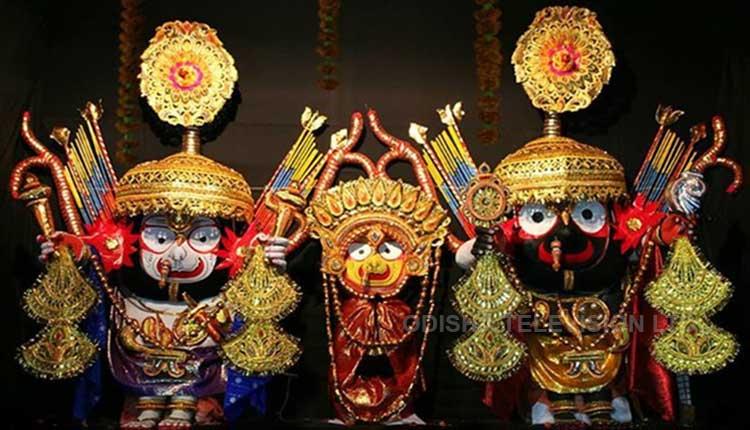 Nagarjuna Besha 2020: Lord Jagannath Dons Century's First Naga Warrior Attire