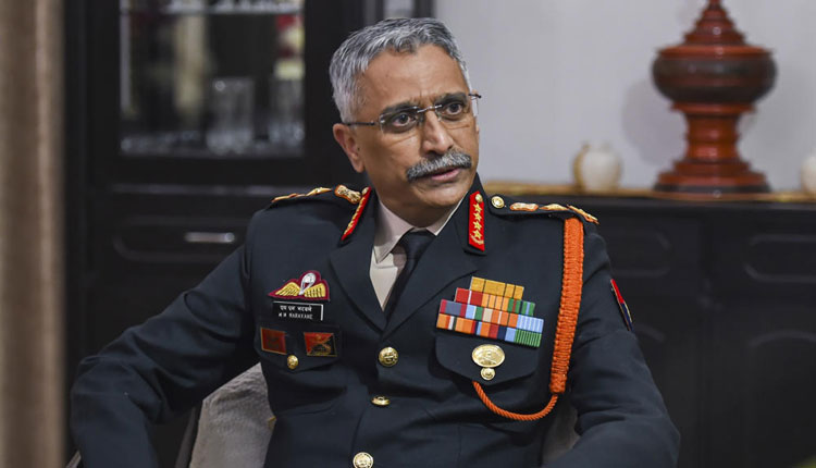 Indian Army Chief Naravane To Visit Nepal To Improve Strained Ties