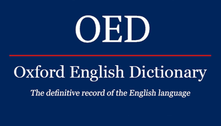 Oxford English Dictionary Declares 'Words Of The Year'