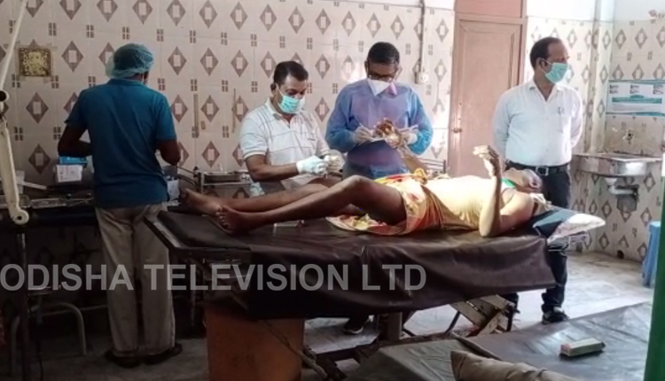 Mosquito Coil Causes Fire, 3 OSAP Jawans Critical