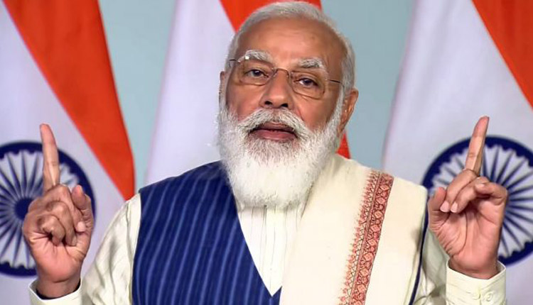 PM Modi To Inaugurate Multi-Storeyed Flats For MPs On Monday
