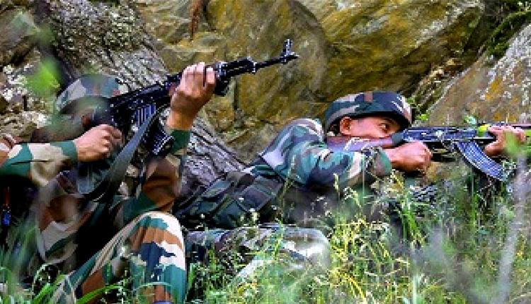 Indian Army Foils Pak Infiltration Bid At LoC