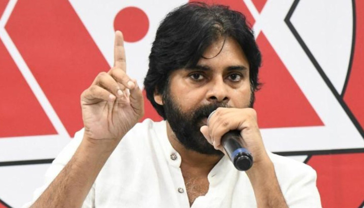 Pawan Kalyan Announces Jana Sena's Support To BJP
