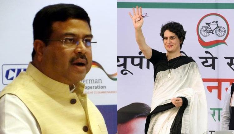 Dharmendra Pradhan Takes On Priyanka Gandhi In War Of Words On Farm Laws