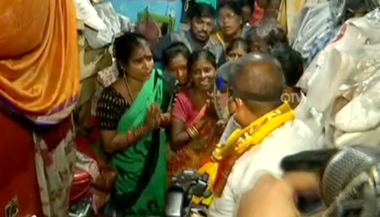 Custodial Death: Sambit Patra Leads BJP Revolt In Puri