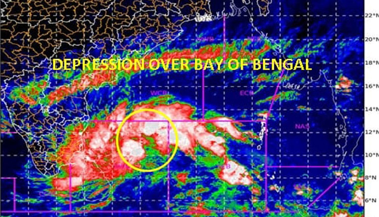Heavy Rainfall Alert For Parts Of Coastal AP, Rayalaseema: MeT