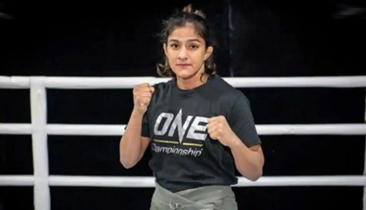 Star Athlete Ritu Phogat Wants To Help MMA Get Exposure In India