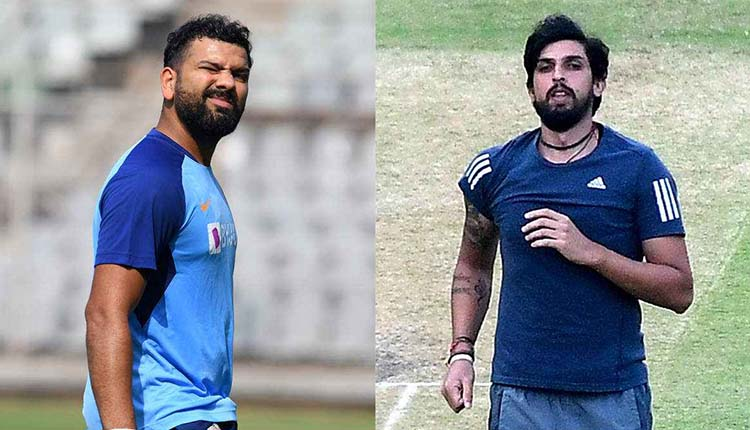Rohit Sharma, Ishant To Miss First Two Tests Against Australia