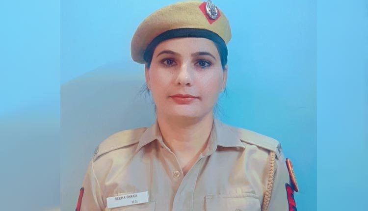Seema Dhaka, A Woman Head Constable Gets Out-Of-Turn Promotion For Tracing 76 Missing Children