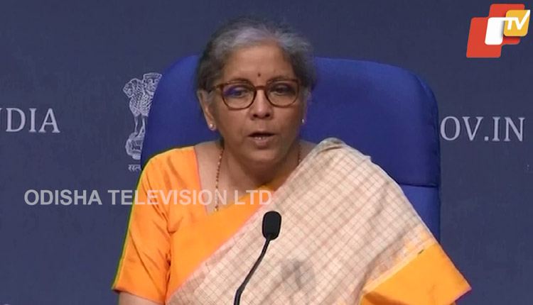 FM Sitharaman Announces Tax Relief On Some Home Deals