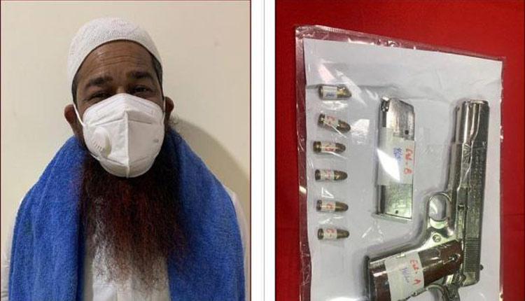 Gangster Tito's Aide Muna Laden Arresting During Extortion Bid In Cuttack