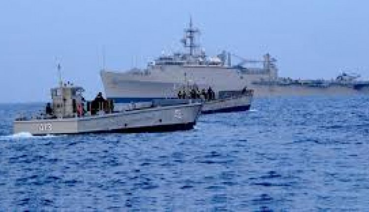 India, Singapore, Thailand Naval Forces Engaged In Trilateral Maritime Exercise SITMEX-20