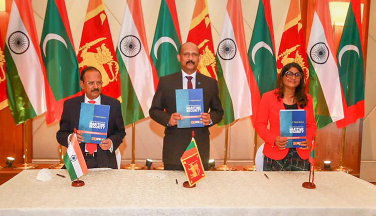 Trilateral Maritime Meeting: India, Sri Lanka, Maldives Agree To Bolster Naval Security Cooperation