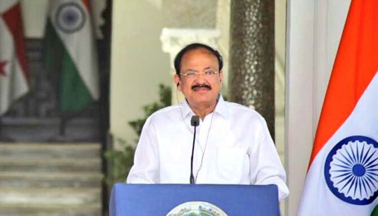 VP Naidu Calls For Mass Movement To Promote Digital Literacy