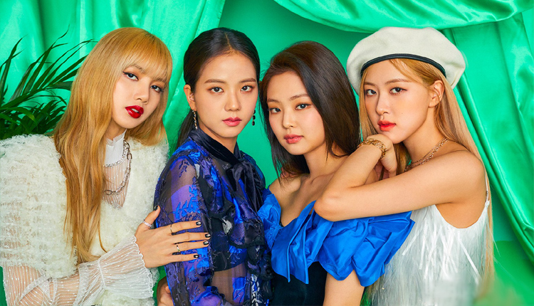 World's Biggest Girl Band BLACKPINK Named The Group of the Year