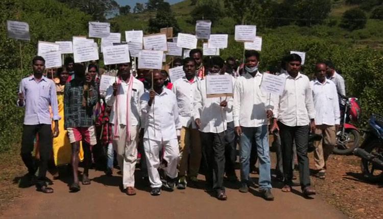 Border Dispute: Koraput Collector Says Unilateral Land Measurement By AP Not Valid