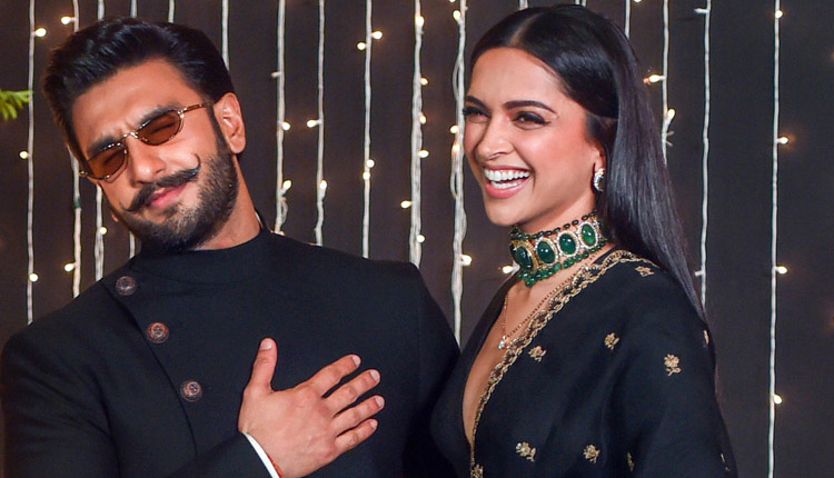 Ranveer Singh's Anniversary Wish For Deepika Padukone Will Melt Your Heart