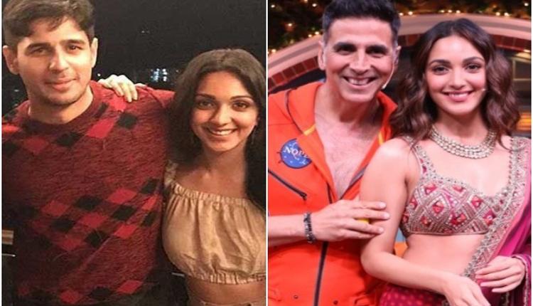 Akshay Kumar Confirms Kiara Advani, Sidharth Malhotra's Relationship? Watch